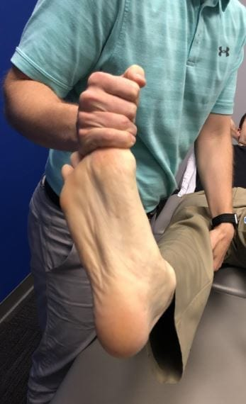 Clinical Examination And MSK Management Foot and Ankle Anchorage Feb 2020